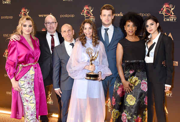 Daytime Creative Arts Emmy Awards - Press Room