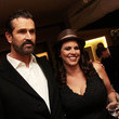Rupert Everett and Tanya Wexler Photos