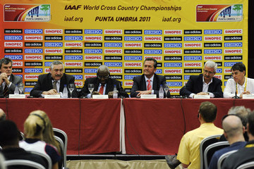 Manuel Jimenez IAAF World Cross County Championship - Previews