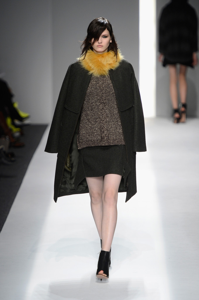 ICB By Prabal Gurung - Runway - Fall 2013 Mercedes-Benz Fashion Week