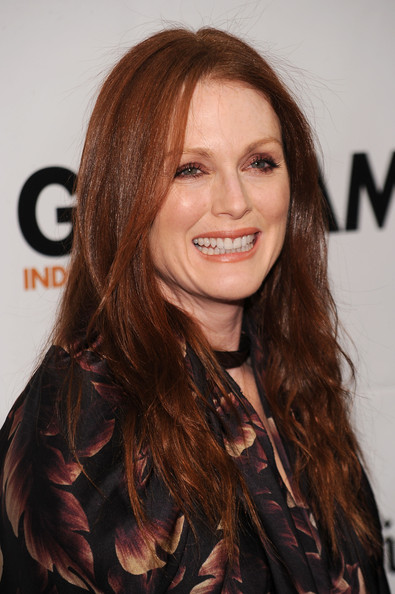 Actress Julianne Moore attends IFP's 20th Annual Gotham Independent Film Awards at Cipriani, Wall Street on November 29, 2010 in New York City.