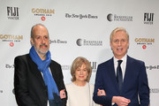 Kent Jones, Mary Kay Place and Jeff Sharp attend the IFP's 29th Annual Gotham Independent Film Awards at Cipriani Wall Street on December 02, 2019 in New York City.
