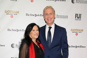 Barbara Kopple and Jeff Sharp attend the IFP's 29th Annual Gotham Independent Film Awards at Cipriani Wall Street on December 02, 2019 in New York City.