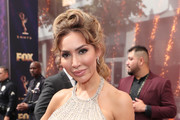 Farrah Abraham attends IMDb LIVE After the Emmys Presented by CBS All Access on September 22, 2019 in Los Angeles, California.