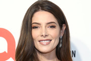 Ashley Greene walks the red carpet at the Elton John AIDS Foundation Academy Awards Viewing Party on February 09, 2020 in Los Angeles, California.