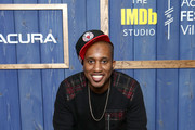 Chris Redd of 'Scare Me' attends the IMDb Studio at Acura Festival Village on location at the 2020 Sundance Film Festival – Day 3 on January 26, 2020 in Park City, Utah.