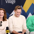 Billy Magnussen and Rene Russo