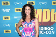 Actor Melissa Ponzio at the #IMDboat At San Diego Comic-Con 2017 at The IMDb Yacht on July 20, 2017 in San Diego, California.
