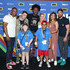 Juliana Harkavy Photos - (L-R) David Ramsey, Colton Haynes, Echo Kellum, Emily Bett Rickards, Juliana Harkavy, Stephen Amell and Make-A-Wish Foundation recipients attend the #IMDboat At San Diego Comic-Con 2018: Day Three at The IMDb Yacht on July 21, 2018 in San Diego, California. - #IMDboat At San Diego Comic-Con 2018: Day Three