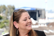 Camryn Manheim speaks onstage at the #IMDboat at San Diego Comic-Con 2019: Day Two at the IMDb Yacht on July 19, 2019 in San Diego, California.