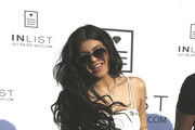 TV Personality Kylie Jenner attends INLIST presents the official 18th birthday party for Kylie Jenner at Beachclub on August 16, 2015 in Montreal, Canada.