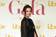 Wallis Day attends the ITV Gala at London Palladium on November 19, 2015 in London, England.