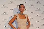 Lilly Becker arrives at the exclusive Filmmakers Dinner during the Cannes International Film Festival hosted by Swiss watch manufacturer IWC Schaffhausen in partnership with Finch's Quarterly Review at the famous Hotel du Cap-Eden-Roc on May 21, 2012 in Cap d'Antibes, France.