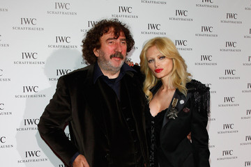 Audrey Tritto Monty Shadow IWC Filmmakers Dinner At Eden Roc - Red Carpet Arrivals - 65th Annual Cannes Film Festival