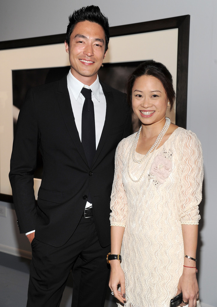 Daniel Henney And Maggie Daniel Henney And Winnie ho