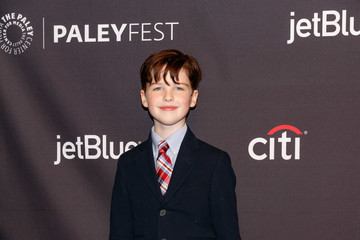 Iain Armitage The Paley Center For Media's 35th Annual PaleyFest Los Angeles - 'The Big Bang Theory' And 'Young Sheldon' - Arrivals
