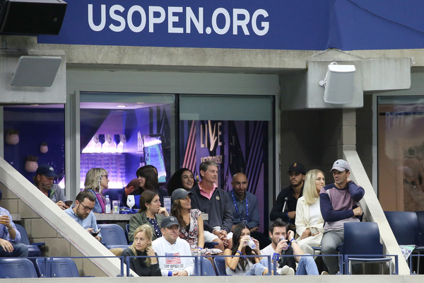 Grey Goose Toasts To The 2019 US Open [event,crowd,job,building,grey goose toasts,ian bohen,toasts,new york city,arthur ashe stadium,grey goose,us open]