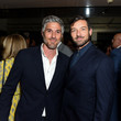 Ian Bohen Ira And Bill DeWitt Host Saint Candle Launch Benefiting St. Jude Children's Research Hospital At Mr. Chow
