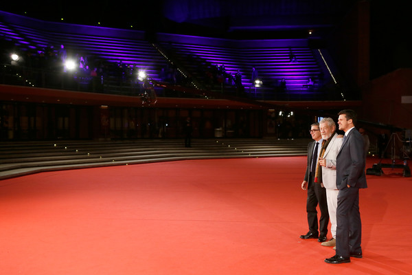 'Ian McKellen: Playing the Part' Red Carpet - 12th Rome Film Fest