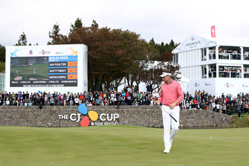 Ian Poulter The CJ Cup - Final Round