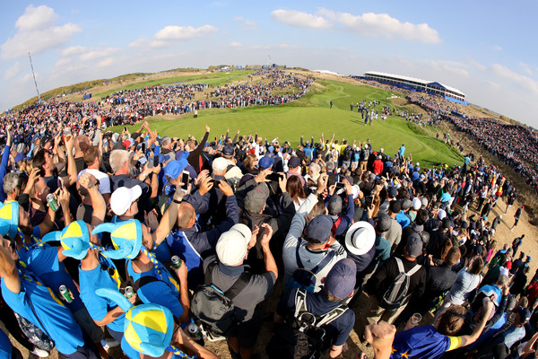 2018 Ryder Cup - Afternoon Foursome Matches