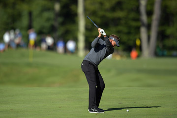 Ian Poulter Dell Technologies Championship - Round One