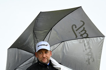 Ian Poulter European Best Pictures Of The Day - October 03