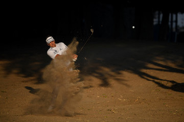 Ian Poulter European Best Pictures Of The Day - January 28