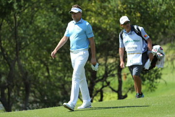 Ian Poulter Nedbank Golf Challenge - Day One