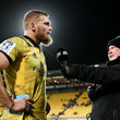Ian Smith Super Rugby Rd 18 - Hurricanes v Blues