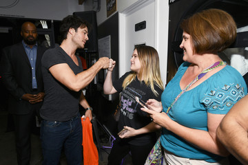 Ian Somerhalder Energy Upgrade California #BetterOff Cold Wash Party