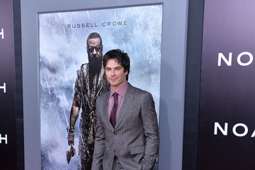 Ian Somerhalder 'Noah' Premieres in NYC