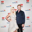 Ian Ziering 2019 iHeartRadio Music Festival - Night 1 – Press Room
