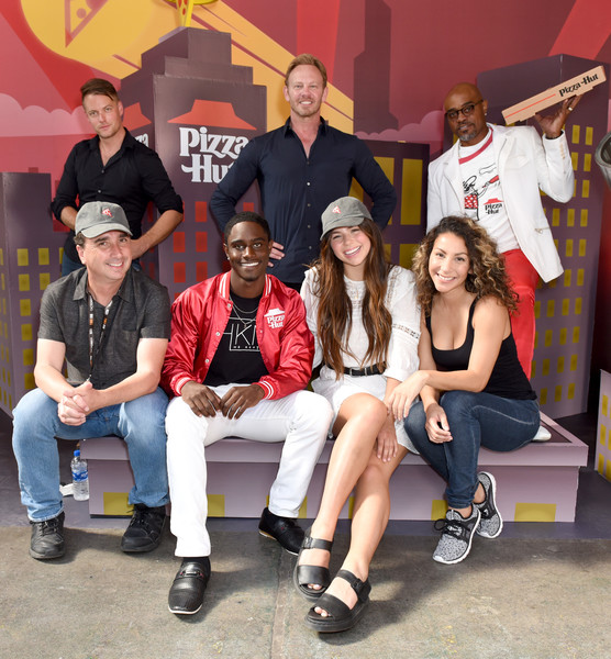 Pizza Hut Lounge At 2019 Comic-Con International: San Diego