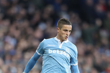 Ibrahim Afellay West Bromwich Albion v Stoke City - Premier League