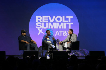 Ice Cube REVOLT X AT&T Host REVOLT 3-Day Summit In Los Angeles - Day 3