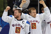 Finns Overcome Slovakia for Bronze Medal