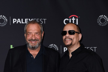 Ice-T 33rd Annual PaleyFest LA - Stars of 'Law and Order: SVU', 'Chicago Fire', 'Chicago P.D.', And 'Med' Salute Dick Wolf - Arrivals