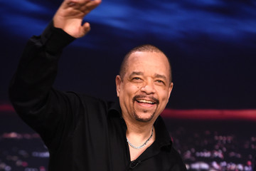 Ice-T Ice T Visits 'The Tonight Show'
