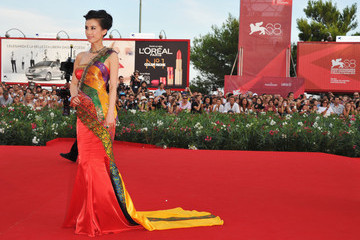 Bingbing Li 'The Ides Of March' Premiere - 68th Venice Film Festival