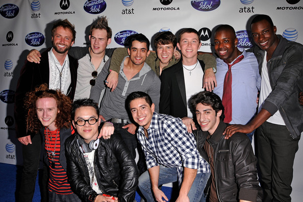 american idol contestants left. Idol Prom - quot;American Idolquot;