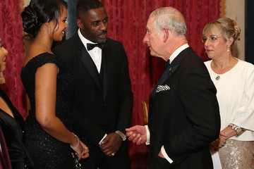 Idris Elba The Prince of Wales Hosts the 'One Million Young Lives' Dinner