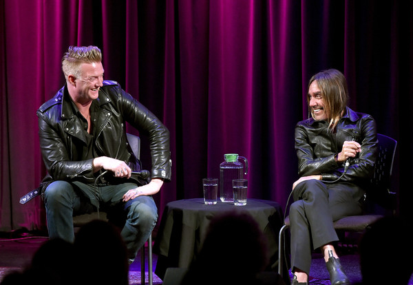 A Conversation With Iggy Pop and Josh Homme at The Grammy Museum