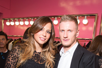 Ignazio Abate Valentina Abate MFW: Dolce & Gabbana Opening Cocktail
