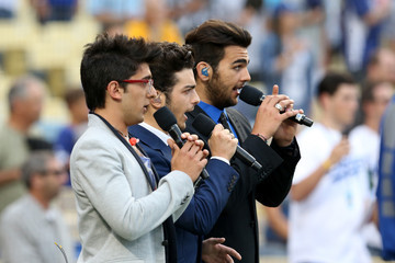 Ignazio Boschetto Colorado Rockies v Los Angeles Dodgers