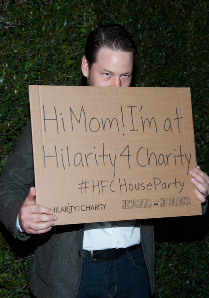 Arrivals at the Hilarity for Charity Event