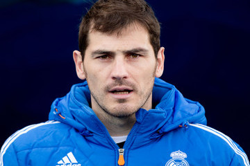 Iker Casillas Getafe CF v Real Madrid CF - La Liga