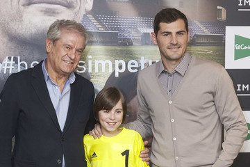 Iker Casillas Iker Casillas Presents His Short Film 'Heroes Terrenales'