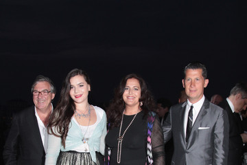 Angela Missoni Stefano Tonchi 'Il Mondo Vi Appartiene' Dinner - 54th International Art Biennale