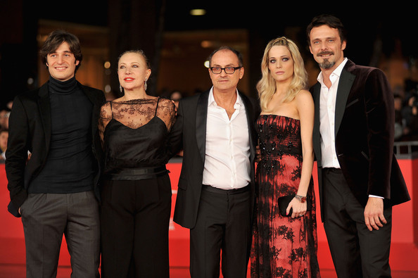 'Il Volto Di Un'Altra' Premiere - The 7th Rome Film Festival